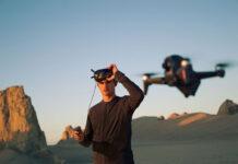 Loty dronem a kwestie prawne